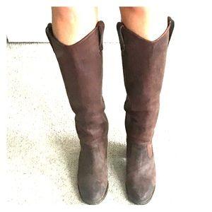 Frye boots women's size 9